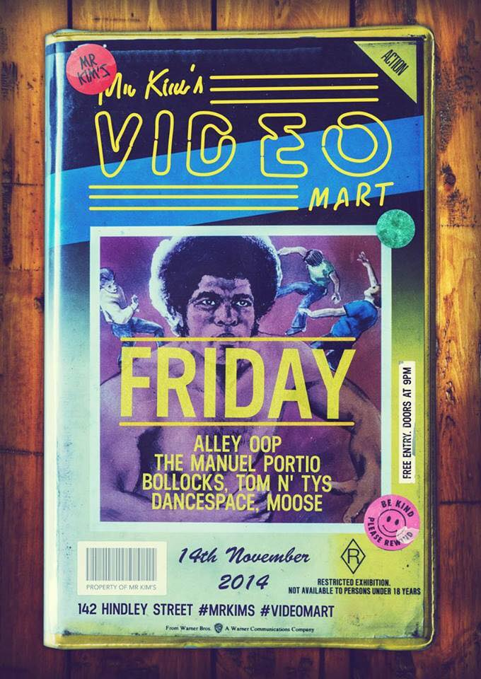videomart alley oop nov 14