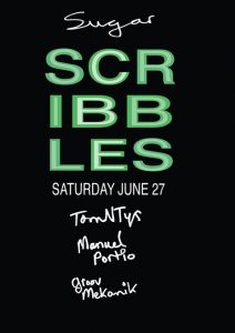 scribbles 27th june